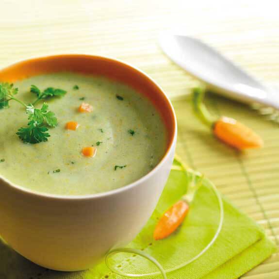ffc9916c2 Zeleninová polievka - TOPslim